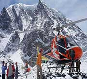 Helicopter Day Tour in Nepal