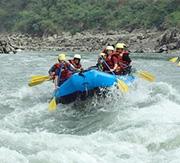 Trishuli River Rafting Image