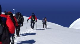 Peak Climbing image