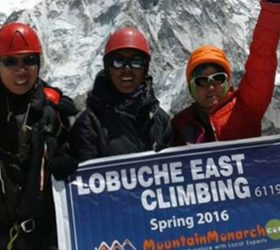 Lobuche Expedition