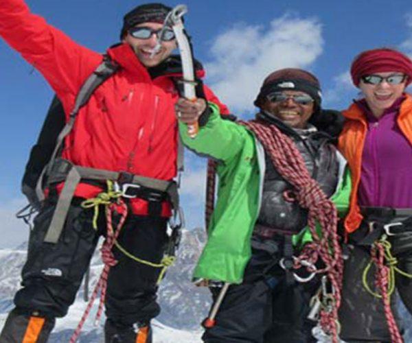 Chulu peak climb