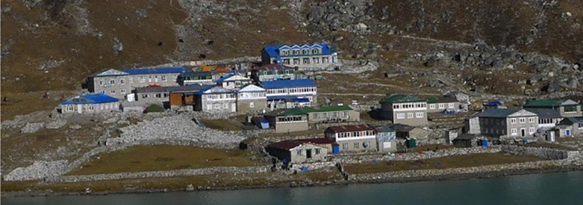 Gokyo Lake Everest BC