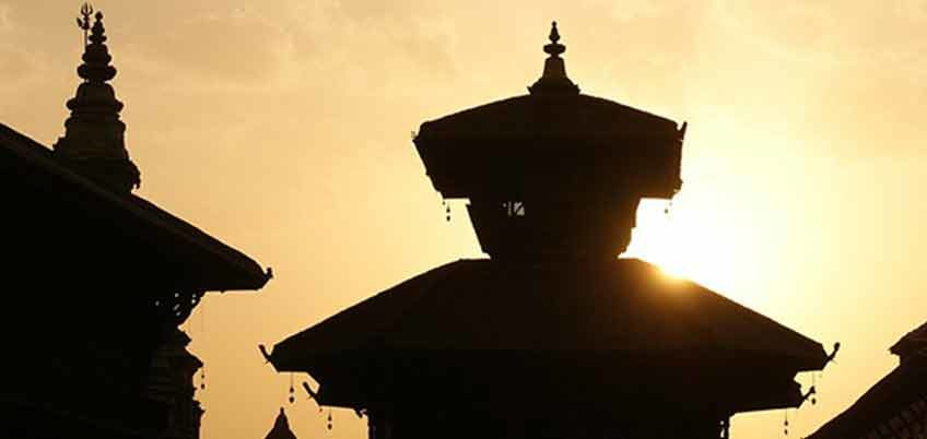 Nepal world heritage sites image